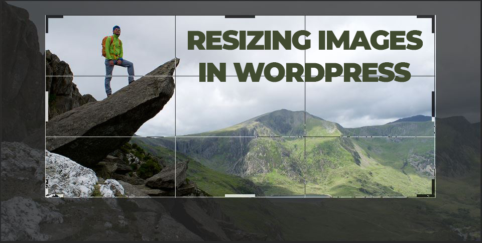 Resizing images in WordPress